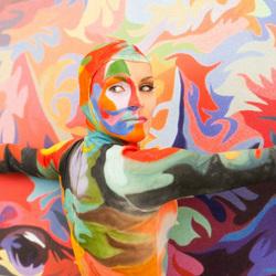 Пазл онлайн: В галерее