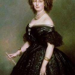 Пазл онлайн: София Вюртембергская, королева Нидерландов