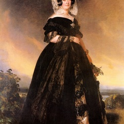 Пазл онлайн: Виктория, герцогиня Кентская