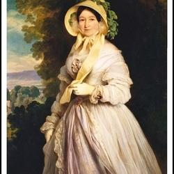 Пазл онлайн: Великая княгиня Анна Федоровна, в девичестве Юлиана Генриетта Ульрика Саксен-Кобург-Саафельд