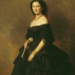 Пазл онлайн: Елизавета Дмитриевна Орбелиани, княгиня Барятинская