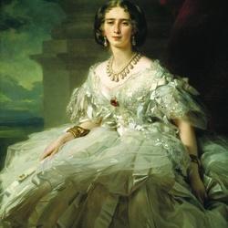 Пазл онлайн: Татьяна Александровна Рибопьер, княгиня Юсупова
