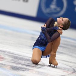 Пазл онлайн: Юлия Липницкая