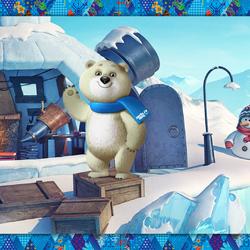 Пазл онлайн: Зимняя Олимпиада в Сочи