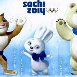 Пазл онлайн: Олимпийские символы