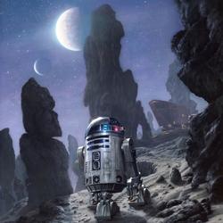 Пазл онлайн: R2-D2