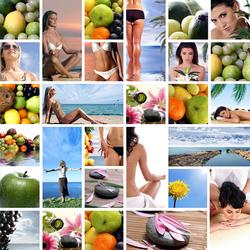 Пазл онлайн: Красота и здоровье