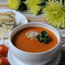Пазл онлайн: Мужской суп