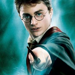 Пазл онлайн: Гарри - юный волшебник