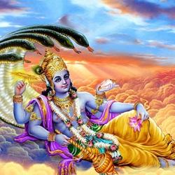 Пазл онлайн: Вишну