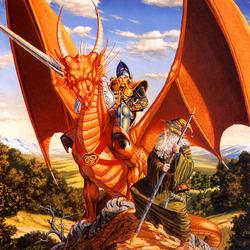 Пазл онлайн: Драконы обмана/Dragons of Deceit