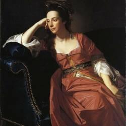 Пазл онлайн: Портрет Маргарет Кембел