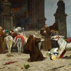 Пазл онлайн: Возвращение в монастырь