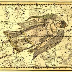 Пазл онлайн: Уранография. Дева