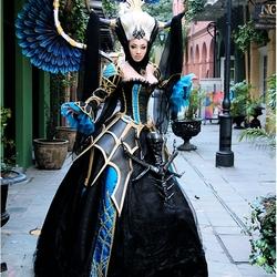 Пазл онлайн: Королева Энира (Lineage 2)