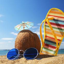 Пазл онлайн: Что ещё надо для хорошего отдыха?
