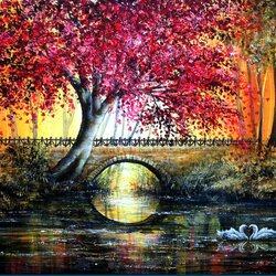Пазл онлайн: Валентинов мост
