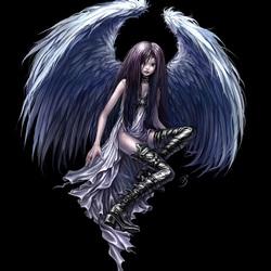 Пазл онлайн: Крылья