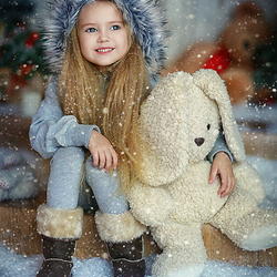 Пазл онлайн: Ожидание Рождества