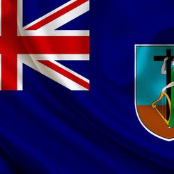 Пазл онлайн: Флаг Монтсеррат