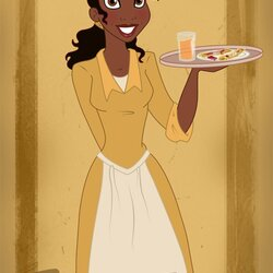 Пазл онлайн: Принцесса Тиана