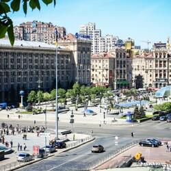 Пазл онлайн: Площадь Независимости