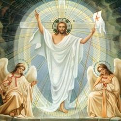 Пазл онлайн: Схождение Господа
