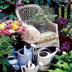 Пазл онлайн: Мой сад