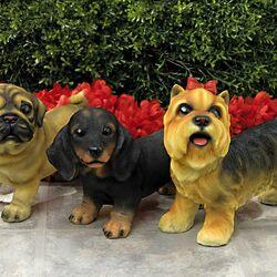 Пазл онлайн: Собачки