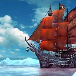 Пазл онлайн: Пираты