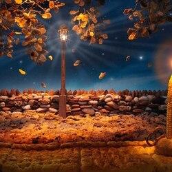 Пазл онлайн: Свет в ночи