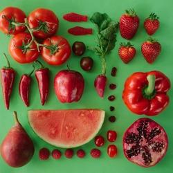 Пазл онлайн: Фруктово-ягодное