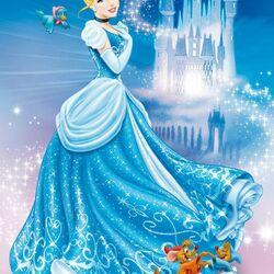 Пазл онлайн: Принцесса Золушка