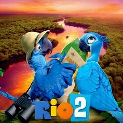 Пазл онлайн: Рио2