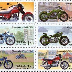 Пазл онлайн: Мотоциклы