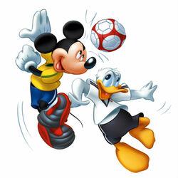 Пазл онлайн: Футболисты