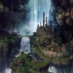 Пазл онлайн: Волшебный город