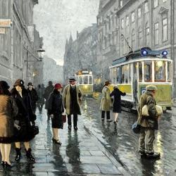 Пазл онлайн: После дождя