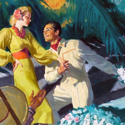 Пазл онлайн: Танцуй со мной!
