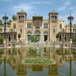 Пазл онлайн: Вилла в Испании