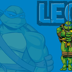 Пазл онлайн: Леонардо