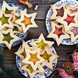 Пазл онлайн: Песочное печенье