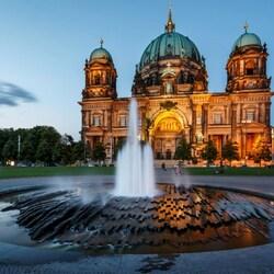 Пазл онлайн: Берлинский кафедральный собор