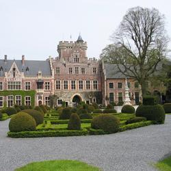Пазл онлайн: Замок Гаасбек