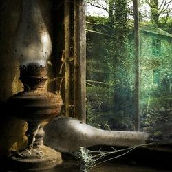 Пазл онлайн: Старая лампа