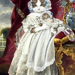 Пазл онлайн: Луиза Элизабет