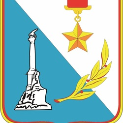 Пазл онлайн: Герб Севастополя