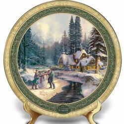 Пазл онлайн: Зимние забавы