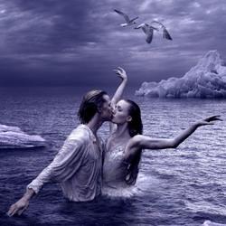 Пазл онлайн: Танец любви