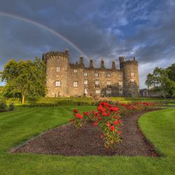 Пазл онлайн: Замок Килкенни, Ирландия